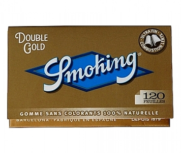 SMOKING GOLD REGULAR Rolling paper