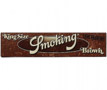 SMOKING BROWN rolling paper
