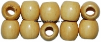 DREADLOCKS WOODEN BEADS