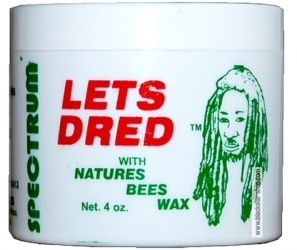 LETS DRED BEESWAX