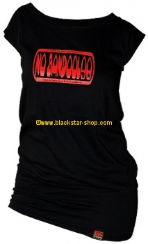 Rasta tunic woman BACK 2 AFRICA - BLACK