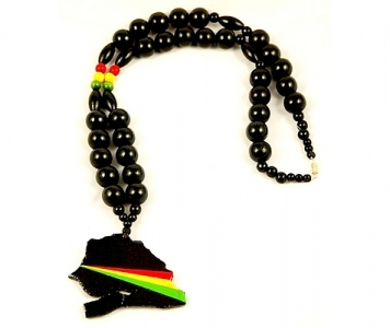 COLLIER RASTA SENEGAL