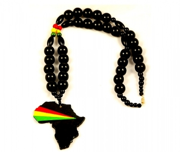 AFRICA RASTA NECKLACE