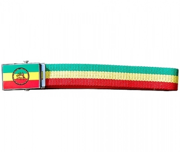 RASTA BELT LION OF JUDAH