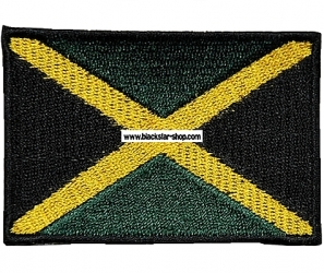 Badge brodé Jamaïque
