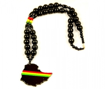 ETHIOPIAN RASTA NECKLACE