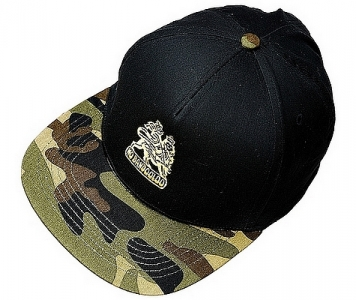 CASQUETTE RASTA LION OF JUDAH CAMO
